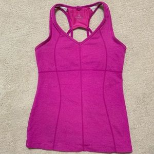 Athleta Women's Racerback Back Tank Top - Size XS